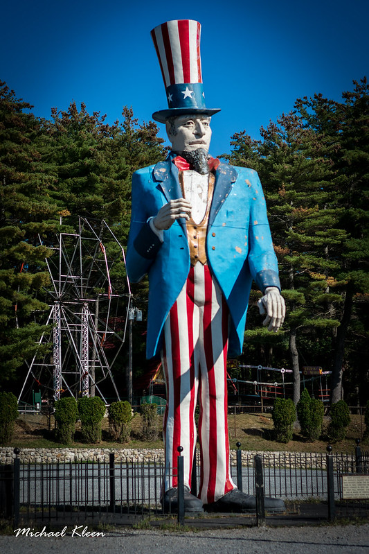 Magic Forest Uncle Sam