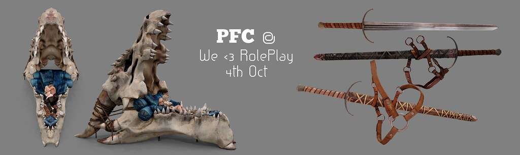 PFC @ We <3 RolePlay