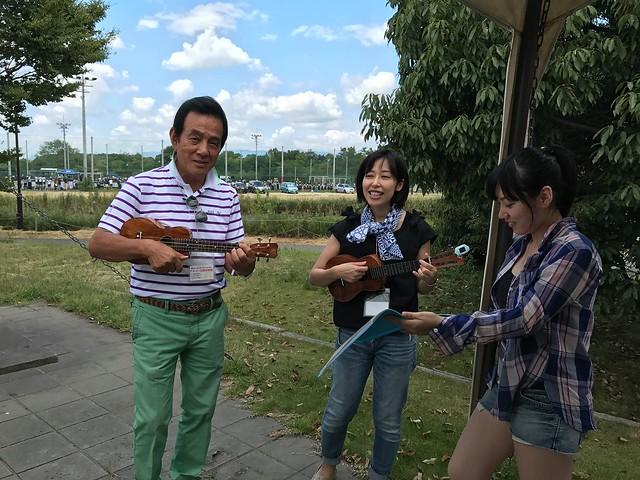【イベント】OUSウクレレバーベキュー♪