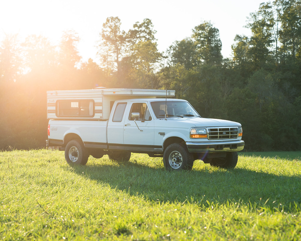 Delwood - my 1995 F250 build | Expedition Portal