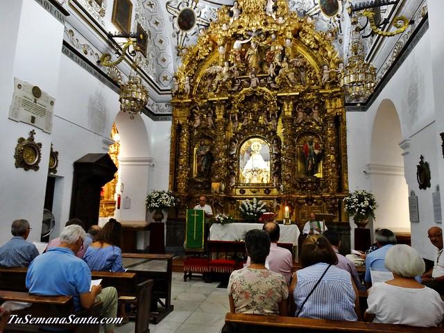 Sabatina a la Virgen de la Monaña