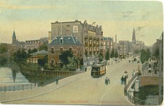 Panorama Rozengracht, Amsterdam (postcard)