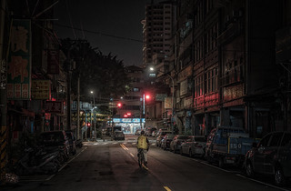 Biker, Taipei