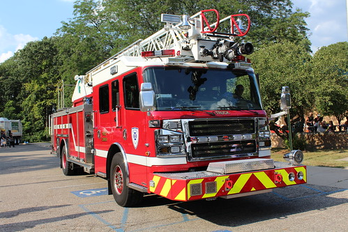 National Night Out/Touch a Truck 2017