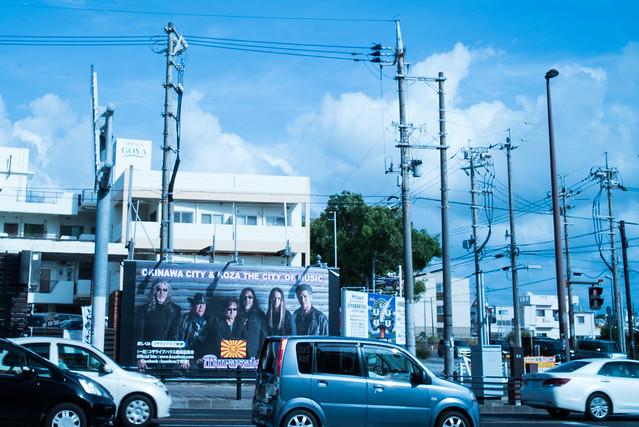 胡屋十字路。コザ Koza, Okinawa, 08 Aug 2017 -00124