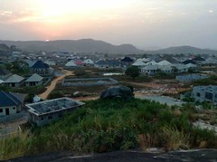 Sunset over Ushafa Village, Abuja, Nigeria, #JujuFilms