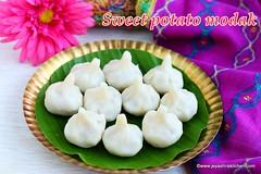 Sweet potato modakam