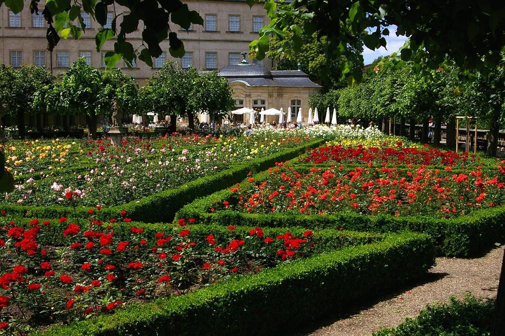Bamberg-Rosengarten