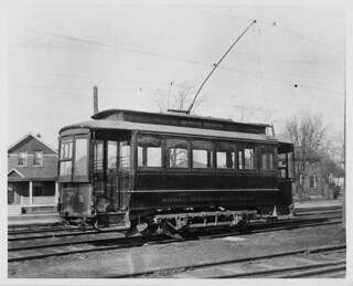 Niagara, St. Catharines and Toronto Railway car No. 5, Ontario / Voiture no 5 de la compagnie Niagara, St. Catharines and Toronto Railway (Ontario)