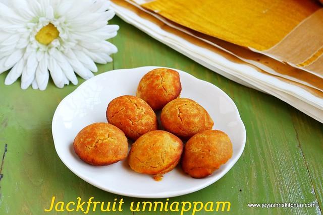 Chakka- unniyappam