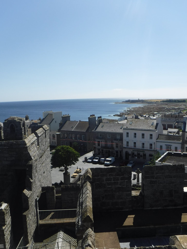 View from Castle Rushen 1