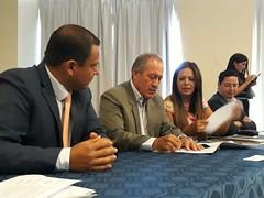 Gran Acuerdo Nacional por la Prevención Integral del Fenómeno Socioeconómico de las Drogas de firmó en Quito