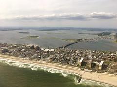 Landing JFK