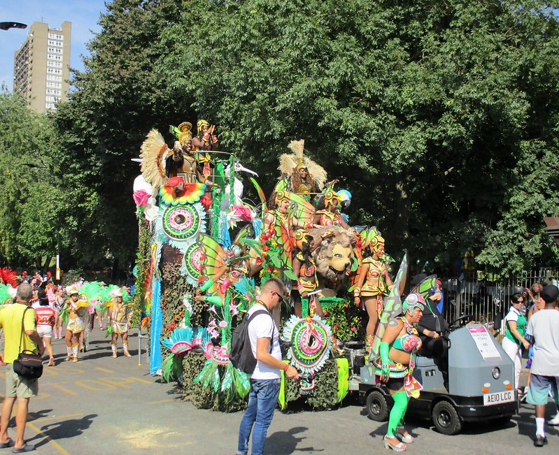 Notting Hill Carnival Float 2017