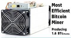 Bitcoin miner Antminer-s9 price