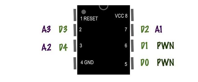 attiny85_pins_Arduino