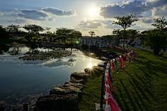 Golden Week at Peace Prayer Park