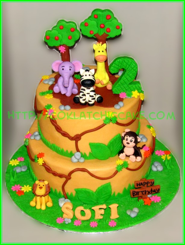 Cake Animals