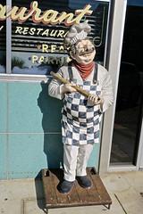 Chef Statue, Gadsden, AL