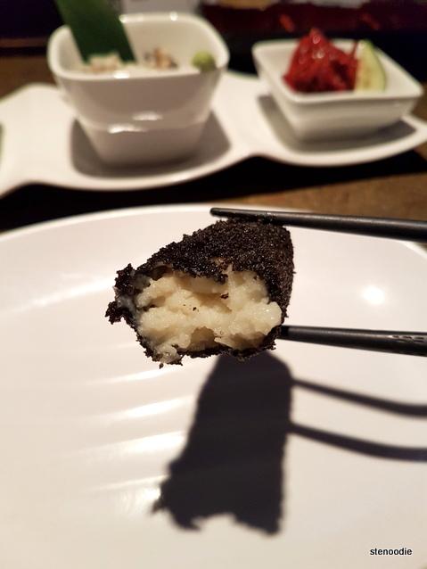 DONDON Special Black Croquette