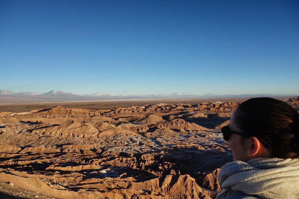 San Pedro Atacama - Valle de la Luna - Piedra del Coyote - Anais
