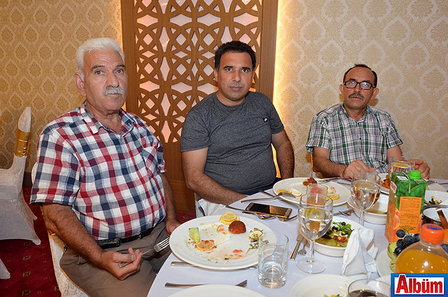 Mehmet Saka, Eren Kötenci, Bekir Koç