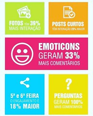 Dica digital  #marketing #publicidade #propaganda #pequenasempresas #emoticons #fotos #engajamento