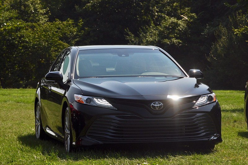 2018 Toyota Camry Lunch-Ride-Drive