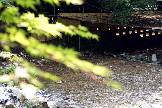 京都|貴傳神社|川床流水麵