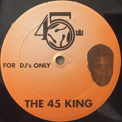 THE 45 KING:BRAINSTORM EP(LABEL SIDE-B)