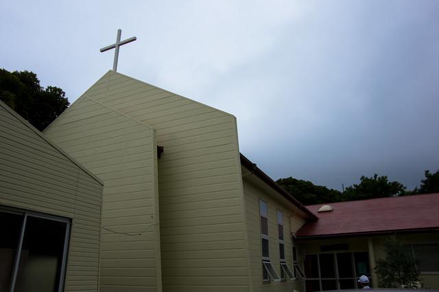 波浮教会会堂