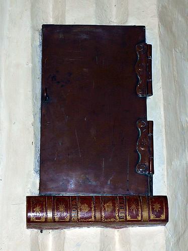 Sarah Scargill nee le Neve 1680