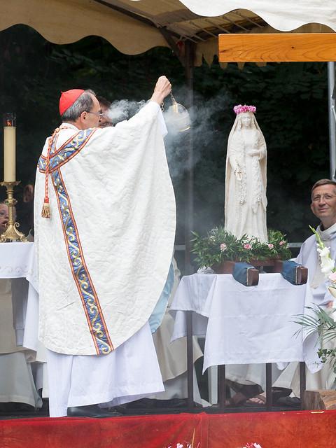 2017 08 15 Fête de l'Assomption avec le Cardinal Barbarin