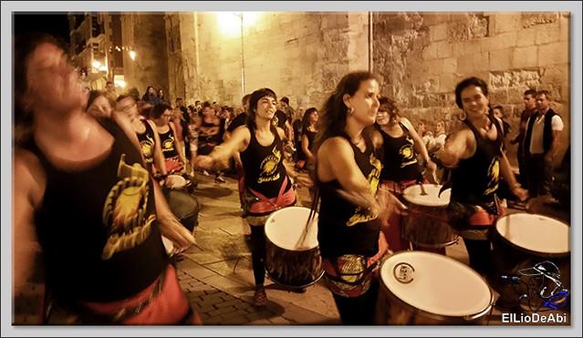 #BriviescaFiestas17 Batucada Gurús (3)