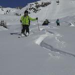 Skitourenkurs Saison 16-17