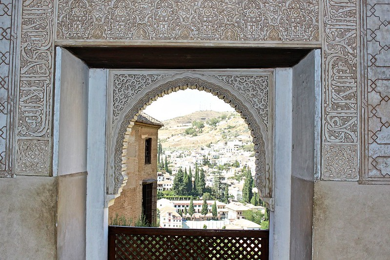 Alhambra window