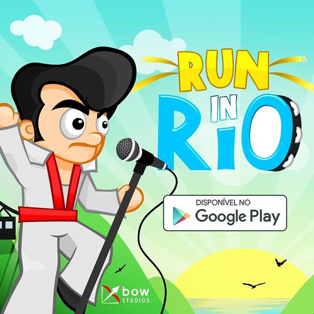 Run in Rio: Disponível para download!