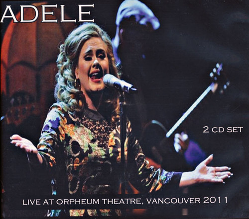 Adele - Live at Orpheum Theatre, Vancouver 2011