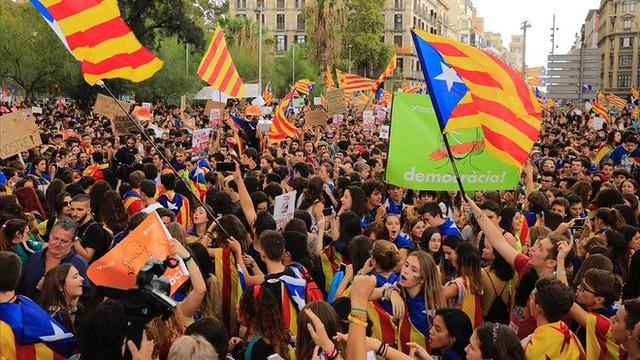 Barcelona 28 de Setembre #vaga28S