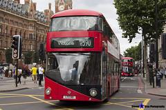 Wrightbus NRM NBFL - LTZ 1101 - LT101 - Victoria 390 - Metroline - London 2017 - Steven Gray - IMG_1281