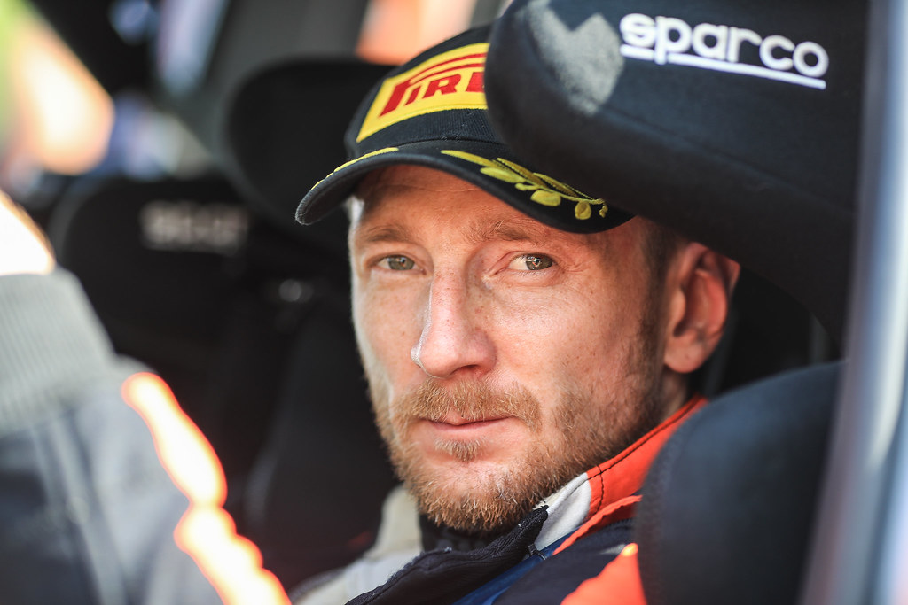 04 LUKYANUK Alexey (RUS) ARNAUTOV Alexey (RUS) Ford Fiesta R5 ambience portrait during the 2017 European Rally Championship ERC Barum rally,  from August 25 to 27, at Zlin, Czech Republic - Photo Jorge Cunha / DPPI