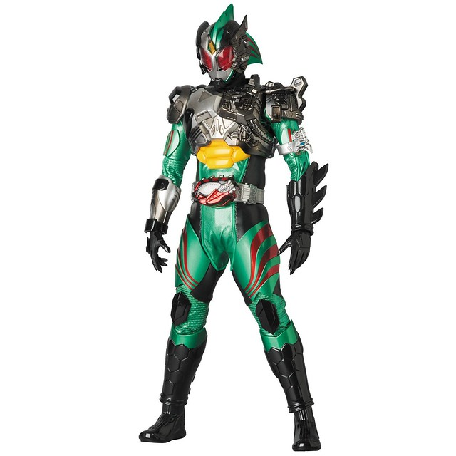 RAH GENESIS 《假面騎士Amazons》假面騎士Amazon New Omega !仮面ライダーアマゾンニューオメガ