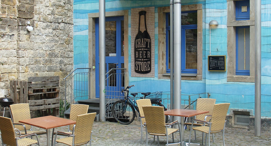 Craft beer in Dresden: Hopfencult | Mooistestedentrips.nl