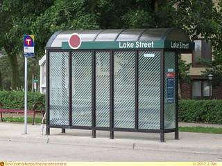 Metro Transit Bus Stop