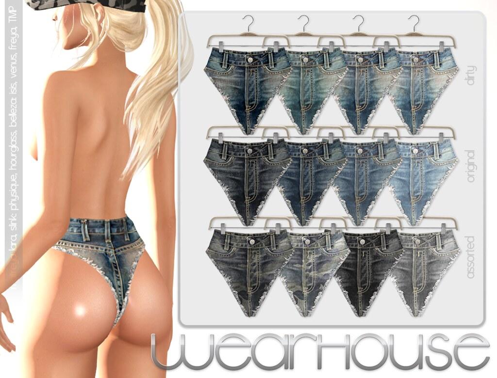 ★BootyJeans - SecondLifeHub.com