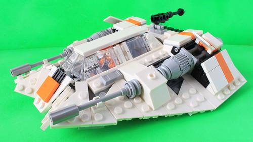 Lego Snowspeeder MOC