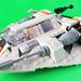 Lego Snowspeeder MOC by hachiroku24