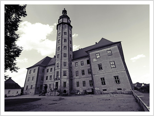 Das Schloss des Erbmarschalls