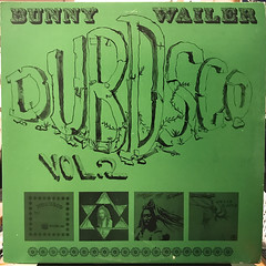 BUNNY WAILER:DUBD'SCO VOL.2(JACKET A)