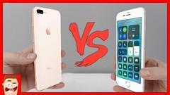 iPHONE 8 vs iPHONE 7 – ЧТО ЛУЧШЕ ВЫБРАТЬ?!